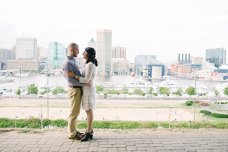 Maryland Wedding Photographer Engagement Photo
