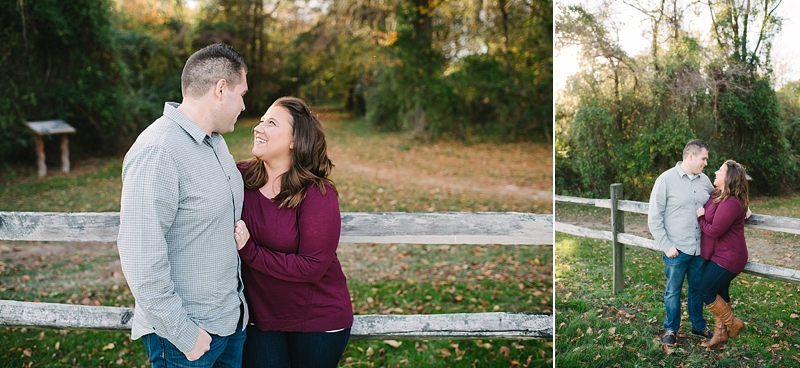 Eastern Shore Engagement Session by Annapolis Wedding Photographer Erin Wheeler