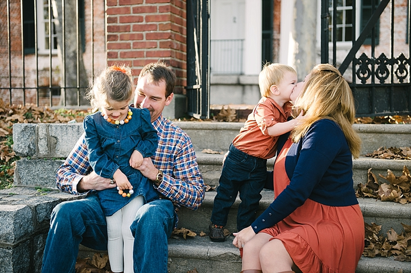 Fall Eastern Shore Family Session by Erin Wheeler Photography
