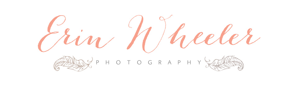 Erin Wheeler Photography | Maryland Family & Wedding Photographer logo